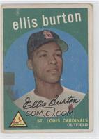 Ellis Burton (white back) [GoodtoVG‑EX]