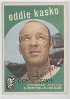 Eddie Kasko (grey back)