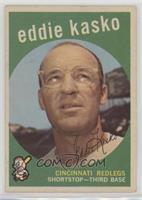 Eddie Kasko (white back) [GoodtoVG‑EX]