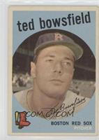 Ted Bowsfield (white back) [NoneGoodtoVG‑EX]