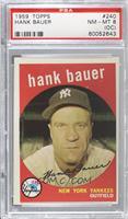 Hank Bauer (grey back) [PSA8NM‑MT(OC)]