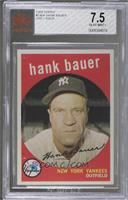 Hank Bauer (grey back) [BVG7.5NEARMINT+]