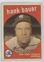 Hank Bauer (grey back) [GoodtoVG‑EX]