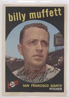 Billy Muffett (white back)