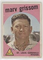 Marv Grissom (grey back) [Poor]