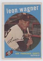 Leon Wagner (white back) [GoodtoVG‑EX]