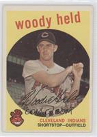 Woodie Held (white back)