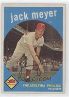 Jack Meyer (grey back) [Good to VG‑EX]