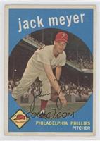 Jack Meyer (white back)