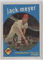 Jack Meyer (white back) [GoodtoVG‑EX]