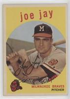 Joe Jay (white back)