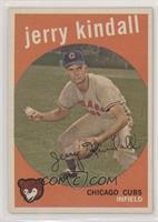Jerry Kindall (grey back)