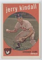 Jerry Kindall (white back)
