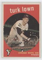 Turk Lown (grey back)