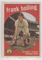 Frank Bolling (Gray Back)