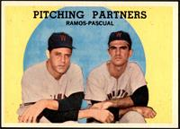 Pitching Partners (Pedro Ramos, Camilo Pascual) [NM MT]