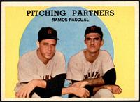Pitching Partners (Pedro Ramos, Camilo Pascual) [NM]