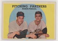 Pitching Partners (Pedro Ramos, Camilo Pascual) [PoortoFair]