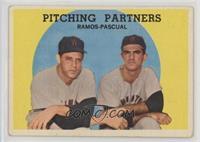 Pitching Partners (Pedro Ramos, Camilo Pascual) [GoodtoVG‑EX]