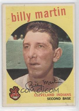 1959 Topps - [Base] #295 - Billy Martin