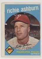 Richie Ashburn [PoortoFair]