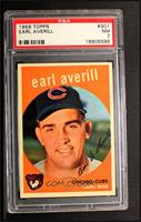 Earl Averill, Jr [PSA 7]