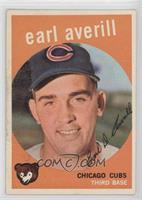 Earl Averill, Jr