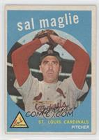 Sal Maglie [Good to VG‑EX]
