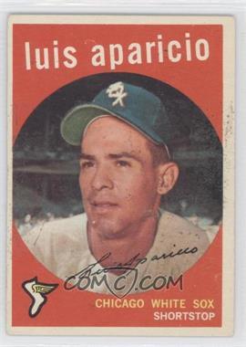 1959 Topps - [Base] #310 - Luis Aparicio
