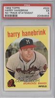 Harry Hanebrink (No