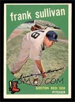 Frank Sullivan [EXMT]