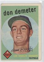 Don Demeter [PoortoFair]