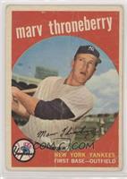 Marv Throneberry [Poor]