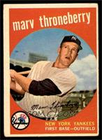 Marv Throneberry [VG]
