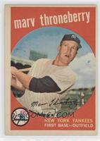 Marv Throneberry