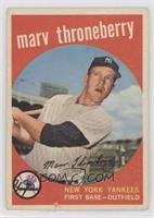 Marv Throneberry [PoortoFair]