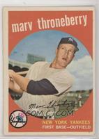 Marv Throneberry [GoodtoVG‑EX]