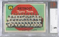 Detroit Tigers Team [BVG 6 EX‑MT]