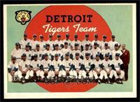 Detroit Tigers Team [EX]