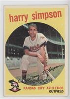 Harry Simpson