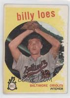 Billy Loes (