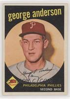 Sparky Anderson (George on Card)