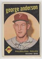 Sparky Anderson (George on Card) [NoneGoodtoVG‑EX]