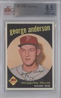 Sparky Anderson (George on Card) [BVG8.5NM‑MT+]