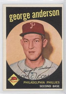 1959 Topps - [Base] #338 - Sparky Anderson