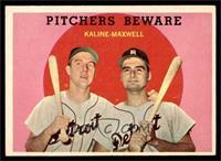 Pitchers Beware (Al Kaline, Charlie Maxwell) [EX]