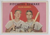 Pitchers Beware (Al Kaline, Charlie Maxwell) [GoodtoVG‑EX]