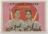 Pitchers Beware (Al Kaline, Charlie Maxwell) [PoortoFair]