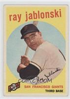 Ray Jablonski [Good to VG‑EX]