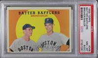Batter Bafflers (Tom Brewer, Dave Sisler) [PSA8NM‑MT(OC…